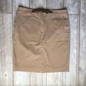 Ralph Lauren Miniskirt With Belt 12
